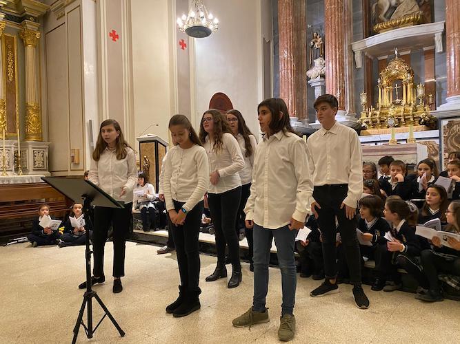 C. Parroquial Sant Jaume Apostol | Navidad 2019 en infantil y ...